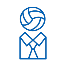 Volleyball (business league)