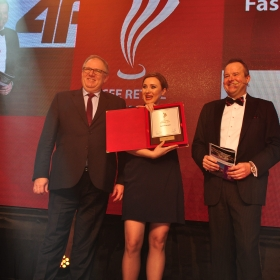 Award for 4F: Fashion Retailer of the Year (under 450 sqm)