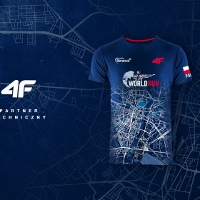 4F partnerem Wings for Life World Run